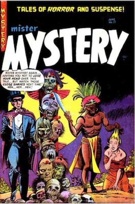 Mister Mystery #17. Click for values.