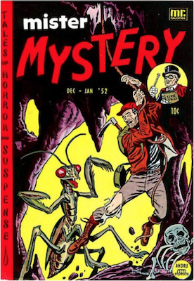 Mister Mystery #3. Click for values.