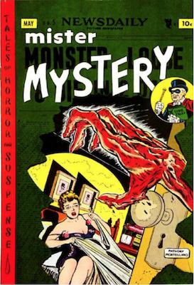 Mister Mystery #5. Click for values.