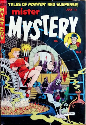 Mister Mystery #6. Click for values.