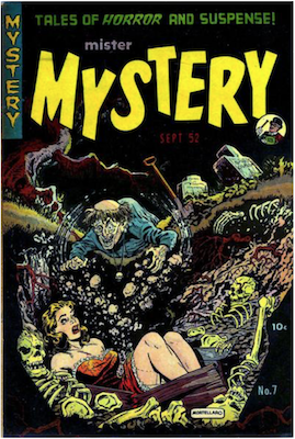 Mister Mystery #7. Click for values.