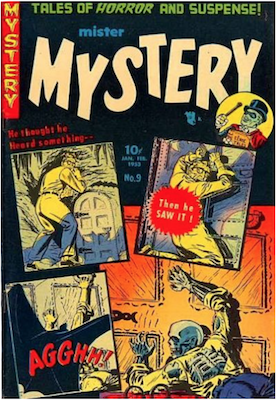 Mister Mystery #9. Click for values.