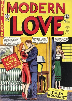 Modern Love #1: First issue of the series. Click for value