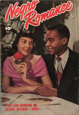 Negro Romance #3: Last issue of the 1950 series