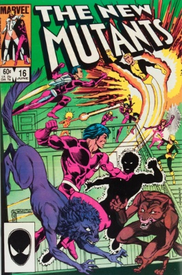 New Mutants #16: an Early Issue to Hunt For
