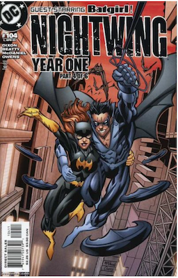 Nightwing #104. Click for values.