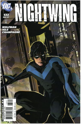 Nightwing #133. Click for values.