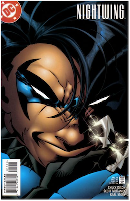 Nightwing #15. Click for values.