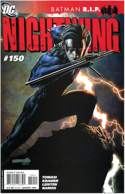 Nightwing #150. Click for values.