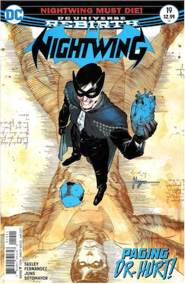 Nightwing #19. Click for values.