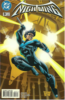 Nightwing #3. Click for values.