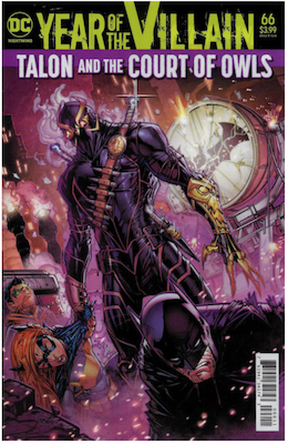 Nightwing #66. Click for values.