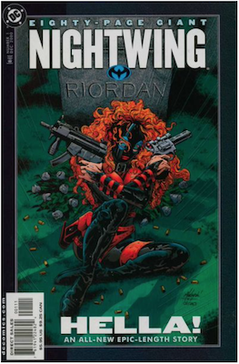 Nightwing 80-Page Giant (2000). Click for values.