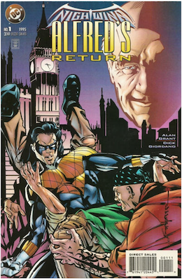 Nightwing: Alfred's Return (1995). Click for values.
