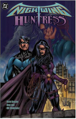 Nightwing/Huntress (2004). Click for values.