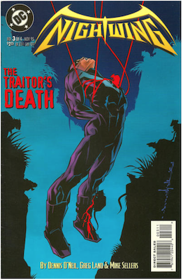 Nightwing Limited Series #3. Click for values.