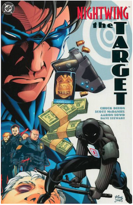 Nightwing: The Target (2001). Click for values.