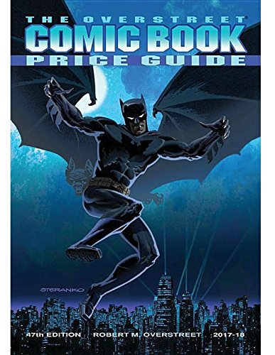 Click to order the 47th edition of the Overstreet Comic Book Price Guide from Amazon
