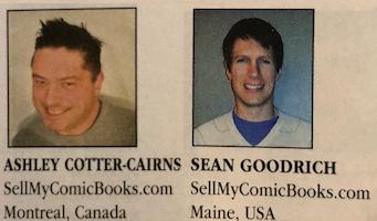 Overstreet Comic Book Price Guide Advisors