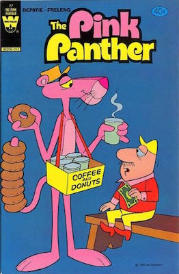 The Pink Panther #77. Click for current values.