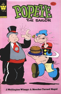 Popeye #159. Click for current values.