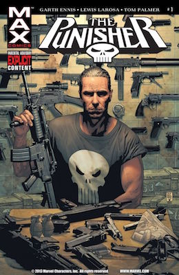 Punisher (vol 7) (MAX, 2004): Critically acclaimed