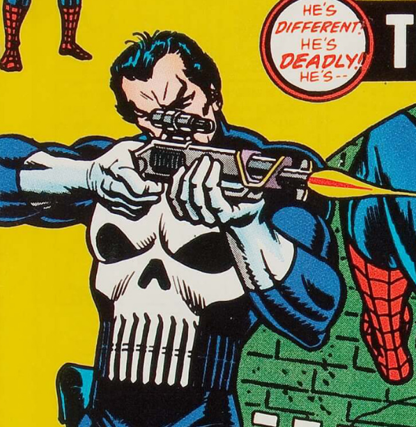 Punisher Key Issue Comic Book Values