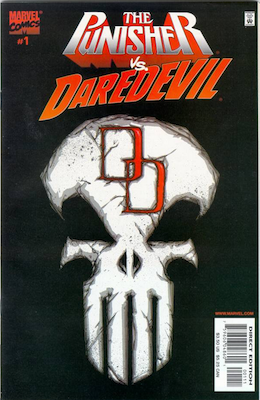 Punisher vs Daredevil #1 (Marvel, 2000): Rare Modern Age reprint of Daredevil. Click for values