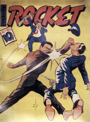 Rocket Comics v1 #13