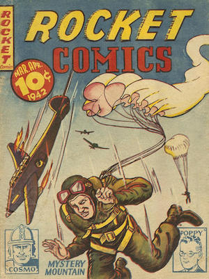 Maple Leaf Publications Rocket Comics v1 #3