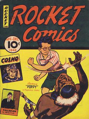 Rocket Comics v1 #7