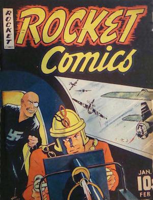 Rocket Comics v1 #8
