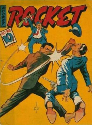 Rocket Comics v2 #3