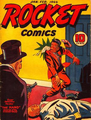 Rocket Comics v2 #6