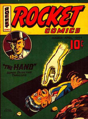 Rocket Comics v2 #7