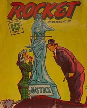 Rocket Comics v2 #8