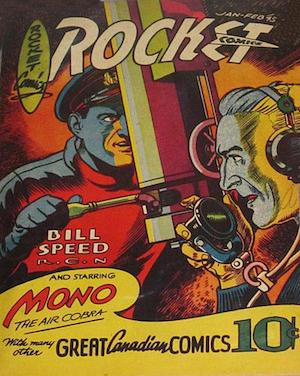 Rocket Comics v3 #2