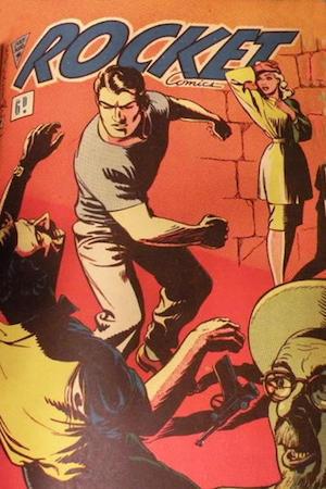 Rocket Comics v4 #1