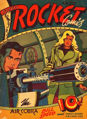 Rocket Comics v5 #4