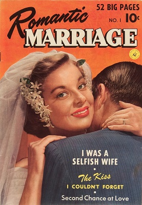 Romantic Marriage #1: first in series. Click for value
