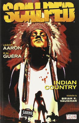 Scalped comic #1 (2007) TV Pilot Being Produced. Click for values