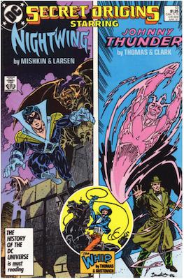 Secret Origins #13 (1986). Click for values.