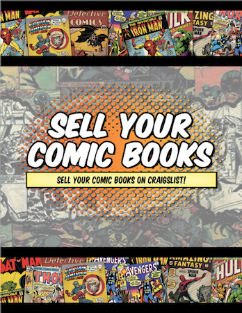 Click to buy our How to Sell Comics on Craigslist eBook and templates bundle!