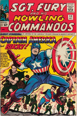 Find out the values of Marvel Comics