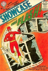 Flash Comics #1 first appearance The Flash (Silver Age)