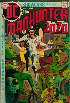 Showcase #91: Manhunter 2070. Click for values