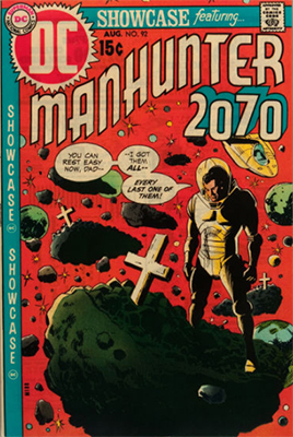 Showcase #92: Manhunter 2070. Click for values