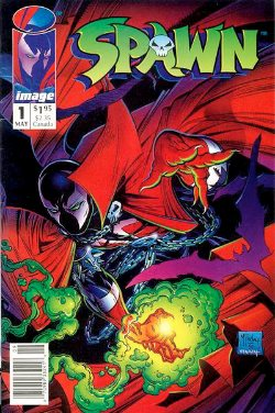 Spawn #1 Value? About $70 in CGC 9.8