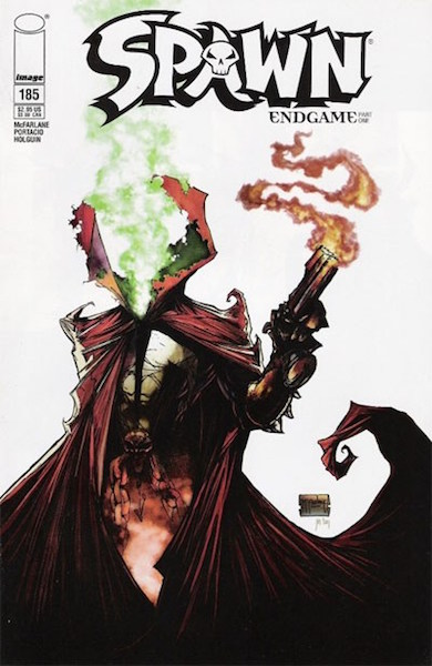#68: Spawn 185 McFarlane Variant (Headless) (2008). Click for values