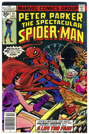 (Peter Parker, the) Spectacular Spider-Man #11 35 Cent Variant
